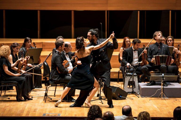 İzmir'de tango rüzgarı esti