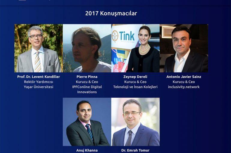 Yapay zeka ve teknolojinin önde gelen isimleri İzmir'de buluşacak