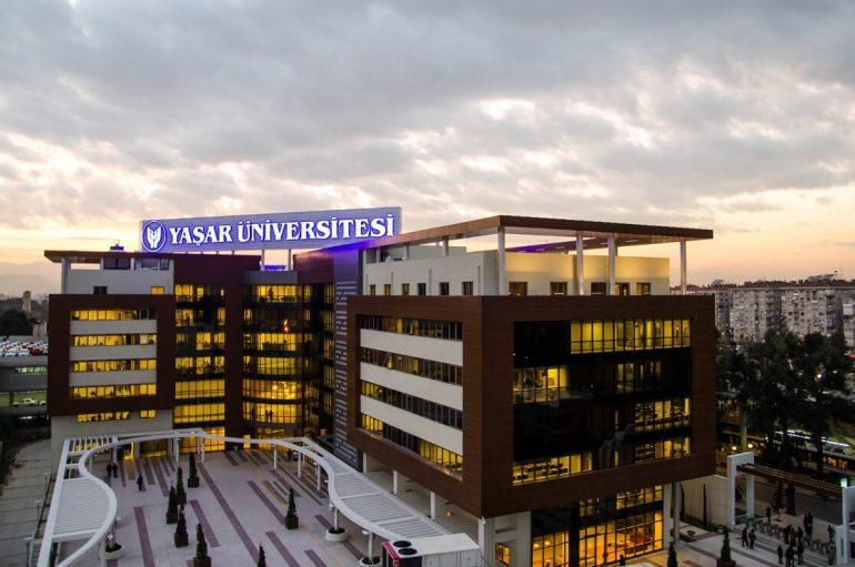 (Turkish) Yaşar Üniversitesi 10 sıra birden yükseldi