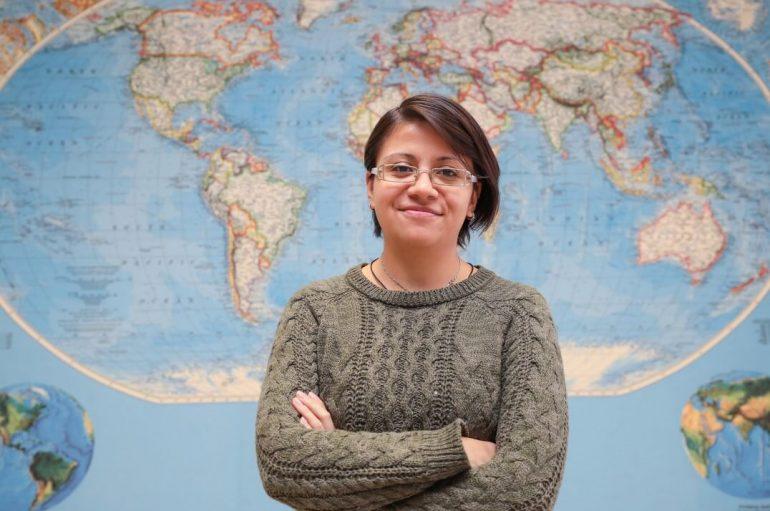 (Turkish) Ekvatorlu öğrenciye Türkiye bursu