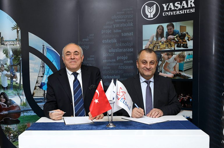 Yaşar University and HAVELSAN to collaborate