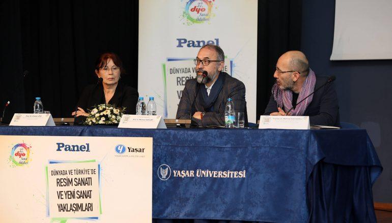 (Turkish) Resim ve yeni sanat yaklaşımlarına akademik bakış