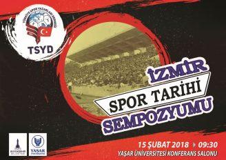 İlklerin şehri İzmir'in spor tarihine bilimsel bakış