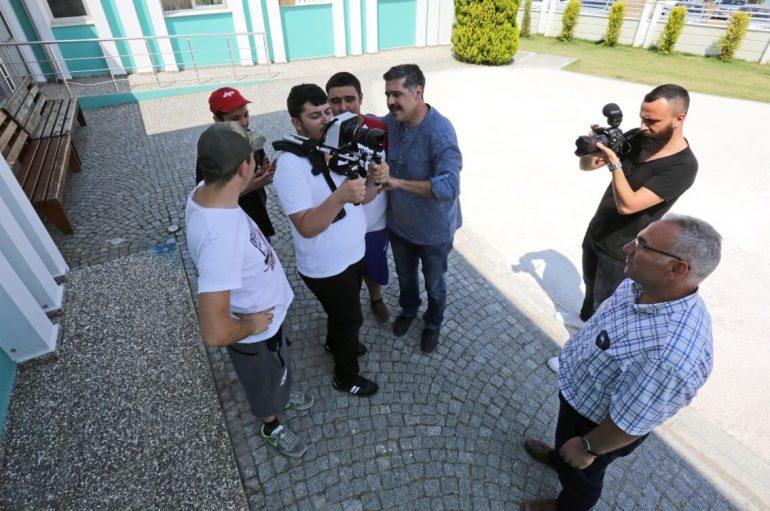 (Turkish) 'Film İcabı' dediler,Fransa'da festivale katıldılar