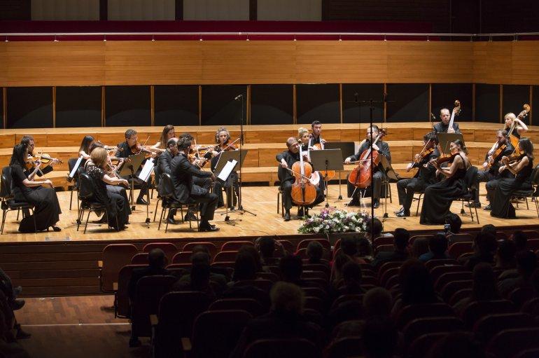 (Turkish) Yaşar Oda Orkestrası'ndan Kuruluş Yıldönümü Konseri