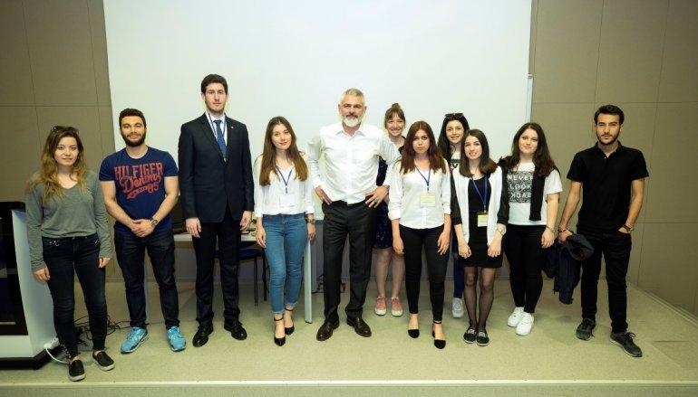 Uluslararası Beyin Avcısından Gençlere Öneriler