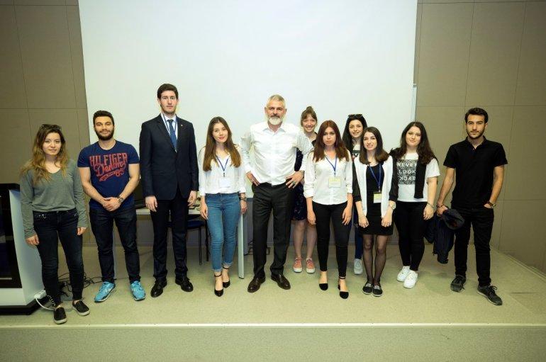 (Turkish) Uluslararası Beyin Avcısından Gençlere Öneriler