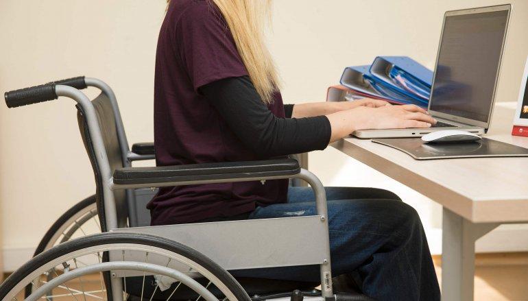 Engelli İstihdamına AB'den Destek