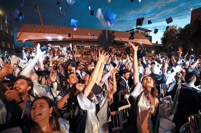 (Turkish) Mezuniyet gururu ve heyecanı