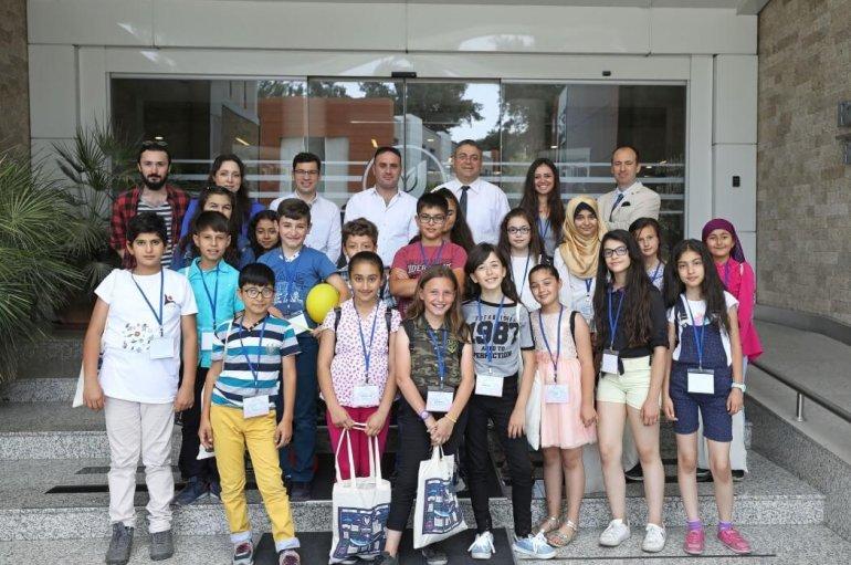 (Turkish) Minikler üniversiteli oldu