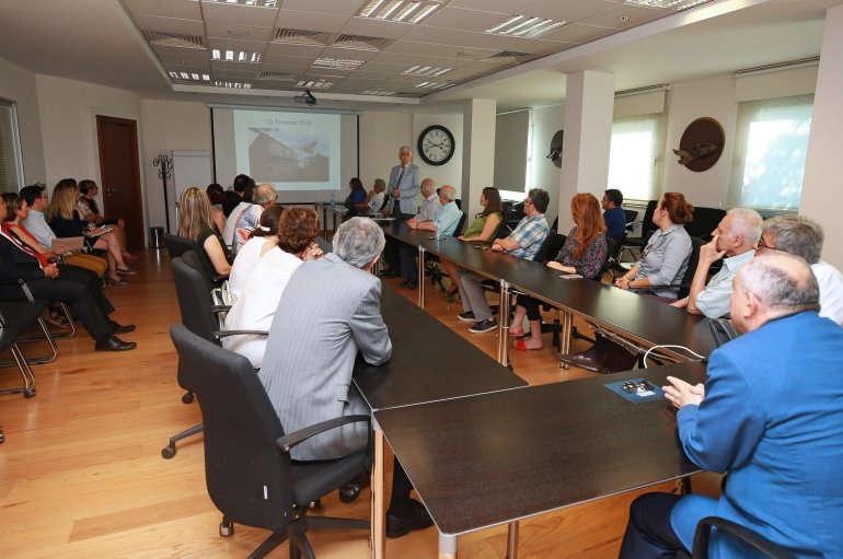 (Turkish) Yaşar Üniversitesinde 15 Temmuz anma etkinliği