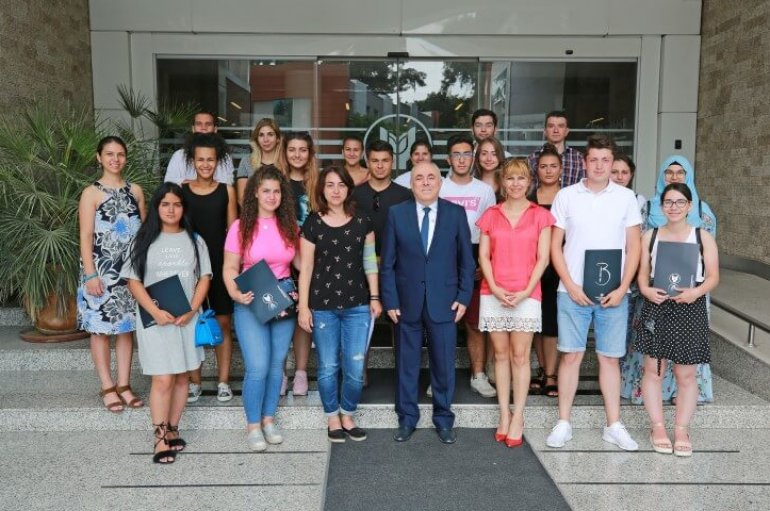 In Turkey for a summer school