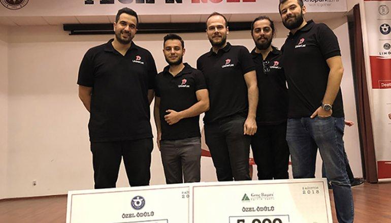 (Turkish) Univerlist'e iki ödül birden