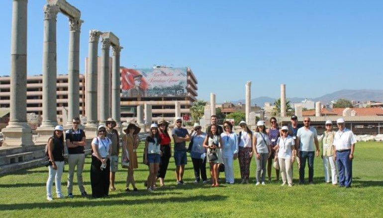 Turizmde büyük tehlike: 'Arkeolojik Vandalizm'