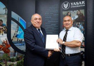 (Turkish) Yaşar Üniversitesi ile Göç İdaresi Müdürlüğü arasında iş birliği
