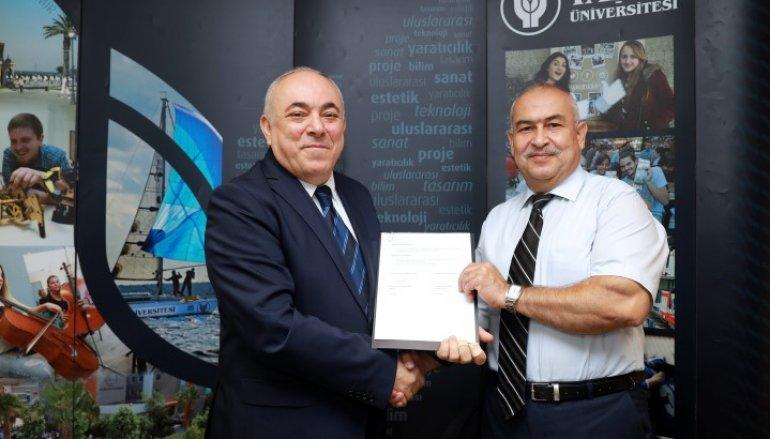 Yaşar Üniversitesi ile Göç İdaresi Müdürlüğü arasında iş birliği