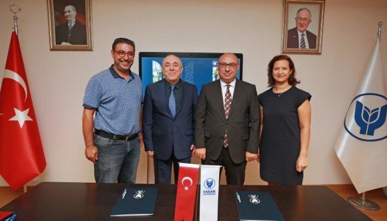 İzmirgaz'a Yaşar Üniversitesi'nden akademik destek