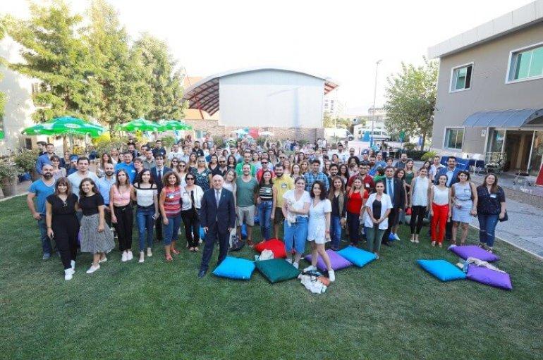 Yaşar Üniversitesi ilk mezunlar buluşması gerçekleşti