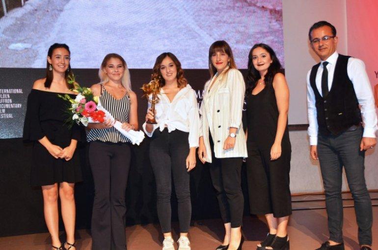 (Turkish) Yaşarlı gençlerin filmine ödül