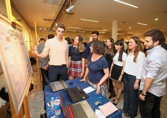 Öğrenciler üniversiteleri için tasarlıyor