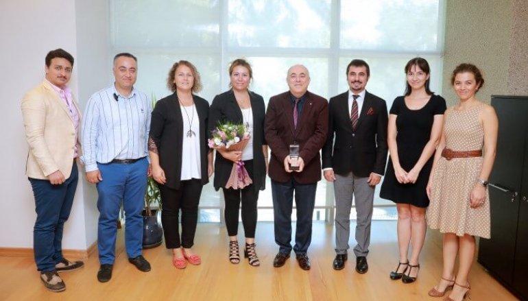 (Turkish) Üniversite-sanayi işbirliği, uluslararası birincilik getirdi