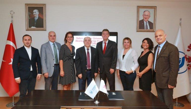 Turizmde teknoloji eğitimi işbirliği