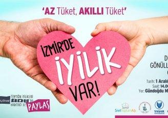 İzmir iyilikte buluşacak
