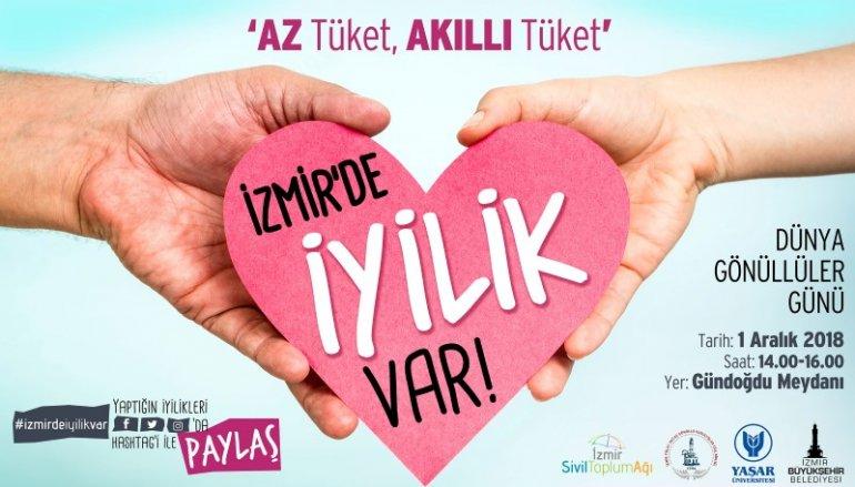 (Turkish) İzmir iyilikte buluşacak