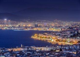 İzmir mozaiği ilhamı oldu