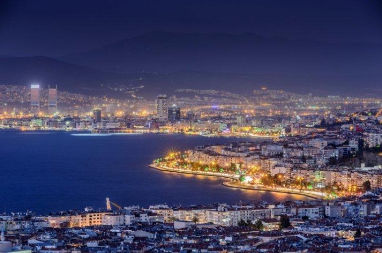 (Turkish) İzmir mozaiği ilhamı oldu