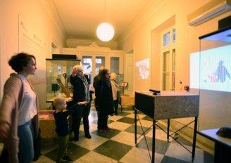 Ziyaretçilerin Müzik Yapabildiği Sergi Müziksev'de