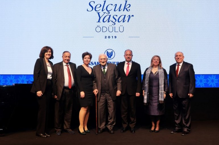 Selçuk Yaşar Awards presented to winners